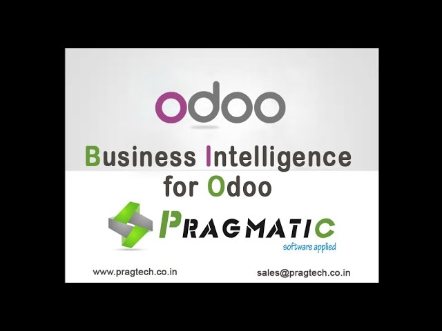Odoo Analytics - Business Intelligence and Analytics Platform for Odoo OpenERP