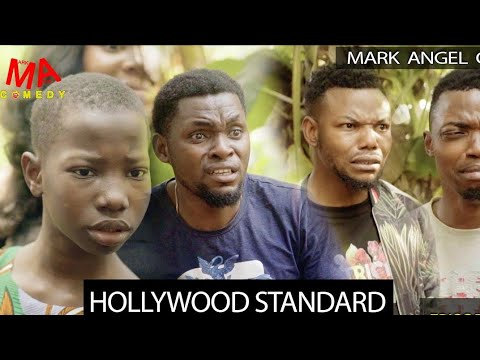 Hollywood Standard Part 1-3 ( Mark Angel Comedy )