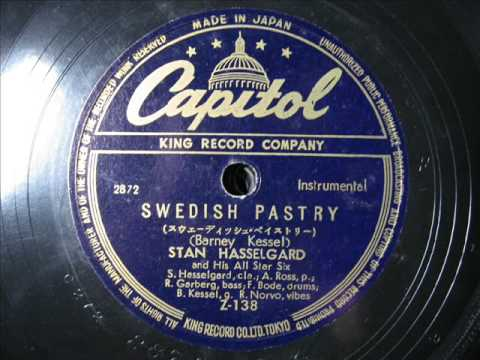 Stan Hasselgard - SWEDISH PASTRY online metal music video by STAN HASSELGÅRD