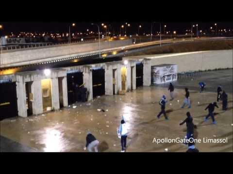 APOLLON-legia NTOU STOUS MPATSOUS 12/12/13 (видео)