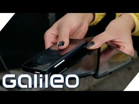 Wer baut das beste Billig-Handy? | Galileo | ProSiebe ...