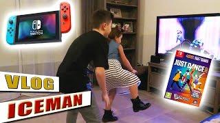 NINTENDO SWITCH : Challenge JUST DANCE - on danse en famille ! Vous avez été très nombreux à me demander de relever le challenge JUST DANCE sur Nintendo Swit...