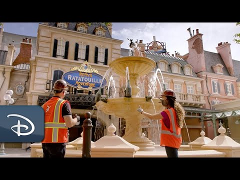 Behind-The-Scenes Look At Remy's Ratatouille Adventure | Walt Disney World