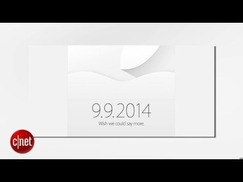 Invite - http://cnet.co/1q9p59N Invitations to Apple's big event on September 9 landed Thursday in the hands of tech journalists, including CNET Senior Writer Shara Tibken's. In this Inside Scoop, CNET's...