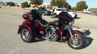 3. 862513 - 2015 Harley-Davidson Tri-Glide - FLHTCUTG - Used Motorcycle For Sale