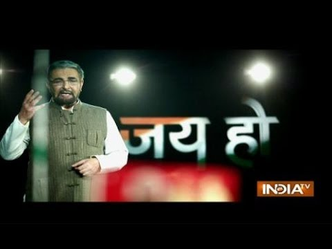 Jai Ho: Watch Narendra Modi's political journey