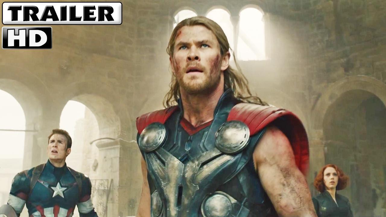 Trailers – Los Vengadores 2: La Era De Ultron (2015)