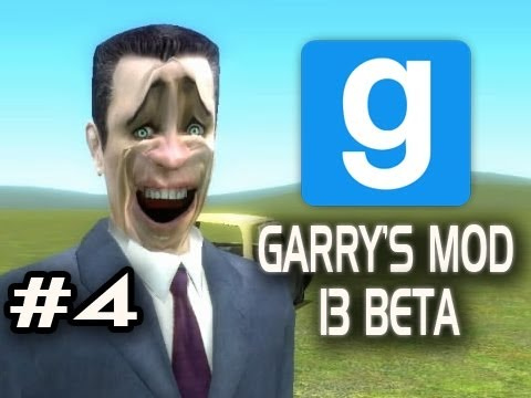 Garry's Mod 13 Beta w/Nova & Sp00n Ep.4 - THE SCARIEST GMAN FACE Video