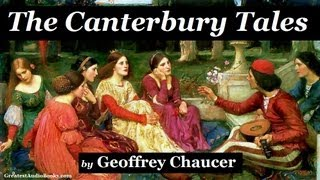 THE CANTERBURY TALES by Geoffrey Chaucer - FULL AudioBook   Part 1 of 2   Greatest Audio Books