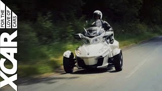 7. Can-Am Spyder: The Most Fun You Can Have on Three Wheels - XCAR