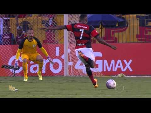 Carioca 2016 - Flamengo 5x0 Resende