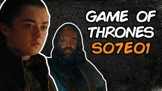Game of Thrones voltou e com a 7ª temporada e aqui estamos novamente pra comentar tudo! Lives toda segunda 10h e vídeos...