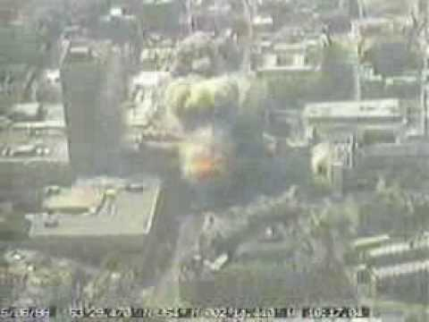 IRA Bombing Of Manchester 1996