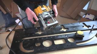 Tommy's Trade Secrets - How to Mitre a Worktop using a Router ...