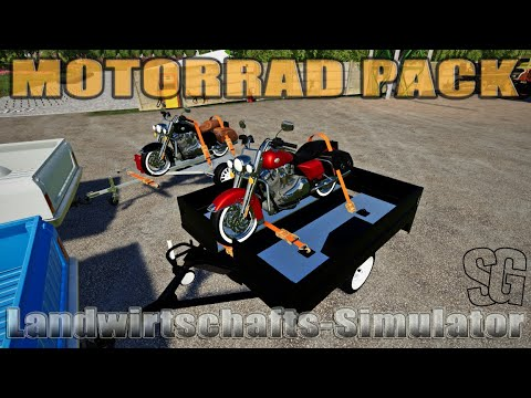 Motorcycle PACK v1.0.0.0