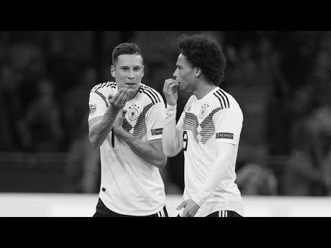 ANSAGE vor dem Spiel Frankreich - Deutschland !