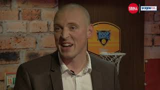 OTB AM   Kieran Donaghy talks about the revival of basketball in Ireland