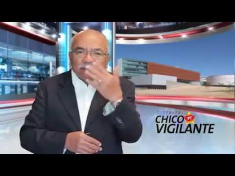 CHICO VIGILANTE FALA SOBRE O PISO NACIONAL DOS VIGILANTES