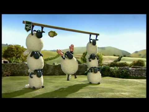 Смотреть видео онлайн с Барашек Шон / Shaun the Sheep