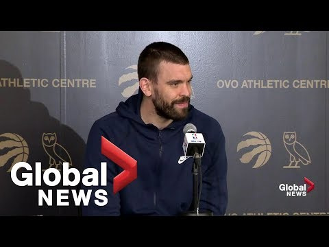 Marc Gasol says Kawhi's decision to stay or go will have an impact on his decision