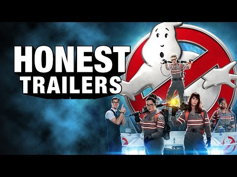 Honest Trailers- Ghostbusters