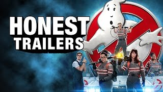 Brace Yourselves for a Ghostbusters Reboot Honest Trailer