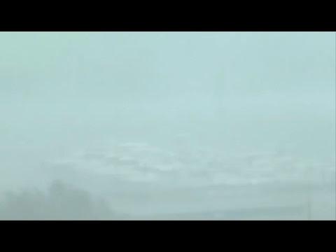 Wilmington, North Carolina, watching as Hurricane Florence makes landfal