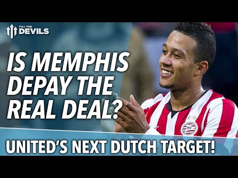 Is Depay The Real Deal? | Manchester United Transfer Target | Have Your Say!