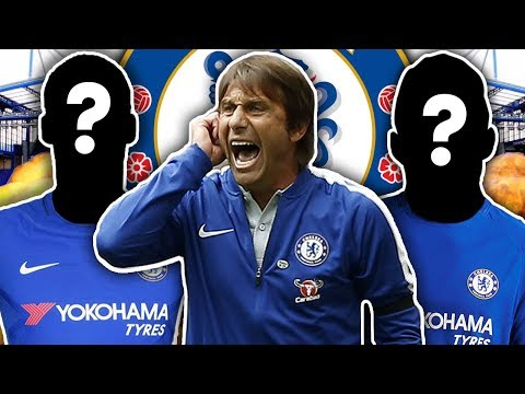 Video: Who Do Chelsea NEED To Sign To Challenge For The Title?! | W&L