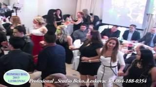 Romski Bal 2015 Fk Veternica 1926 Leskovac Clip3 Studio Beko Leskovac Latino Bend