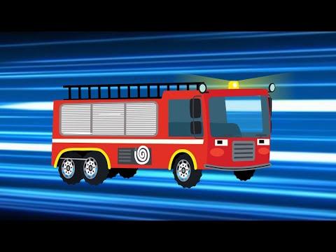 Песенки - КУКУТИКИ - Сборник для мальчиков - Мультики про машинки, автобус, паровозик, корабль (видео)
