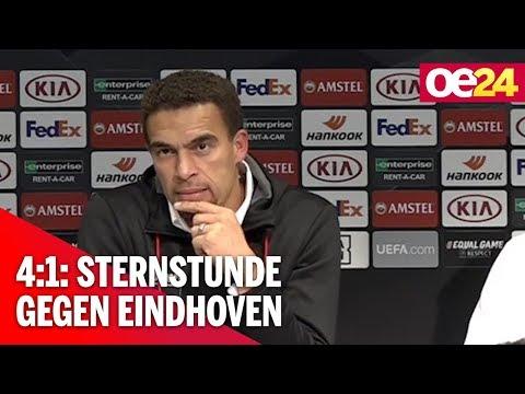 Europa-League: LASK-Trainer ist begeistert