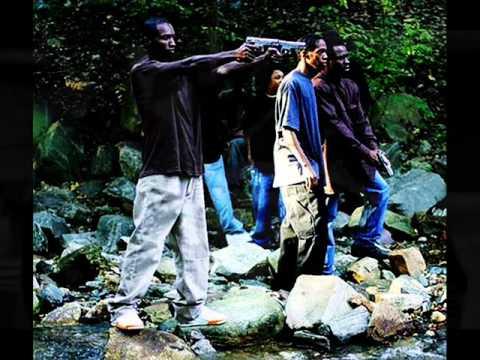 Gangster Rap Beat - Street Souljaz 2