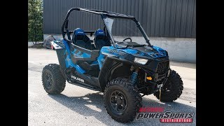 9. 2017  POLARIS  RZR S 900 EPS - National Powersports Distributors
