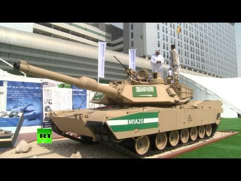 Международная выставка вооружений в ОАЭ (ВИДЕО) - DomaVideo.Ru