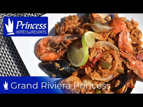 Restaurants - 5 star Hotel -  Grand Riviera Princess