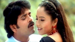 Video Kala Anuko Kaladanuko Video Song - Azad Movie - Nagarjuna, Soundarya, Shilpa Shetty download in MP3, 3GP, MP4, WEBM, AVI, FLV January 2017