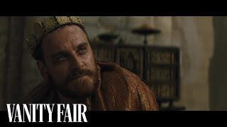 Exclusive Macbeth Clip: Michael Fassbender's Mind Is Full of Scorpions