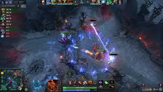 Empire vs Virtus.pro, Dota PIT League, game 1 [v1lat, GodHunt]