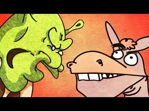 (Shrek Retold) SHREK AND DONK