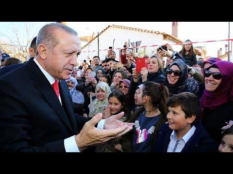 «Έριξε» τους τόνους ο Ερντογάν στη Θράκη