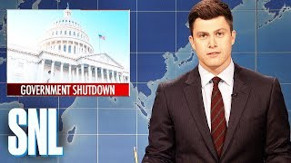 Video Weekend Update on the Government Shutdown - SNL MP3, 3GP, MP4, WEBM, AVI, FLV September 2018