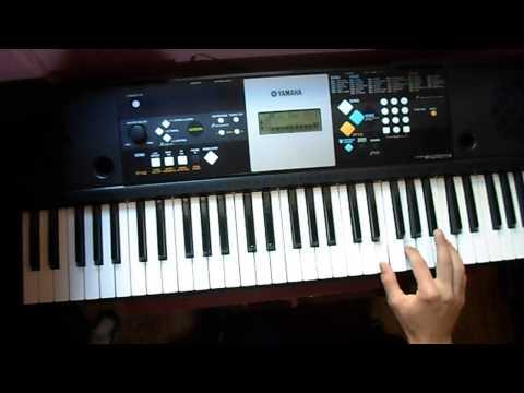 Bon Jovi - Livin' On A Prayer Keyboard cover