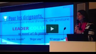 Conférence de lancement - Le LEADER COLLECTIF- 26 janvier 2017- en VIDEO