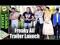Freaky Ali Offical Trailer Launch | Salman Khan | Nawazuddin Siddiqui | Event Uncut