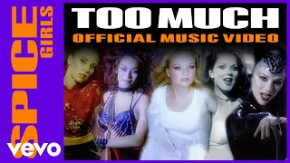 Spice Girls - Too Much - YouTube