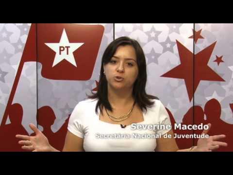 TO   Severine Macedo apoia Alberto Moreira para prefeito   São Miguel do Tocantins