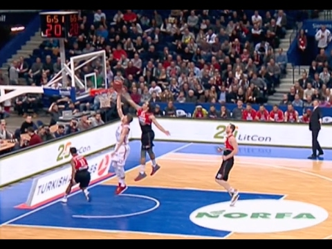 7DAYS EuroCup: Top 10 blocks of the Top 16!