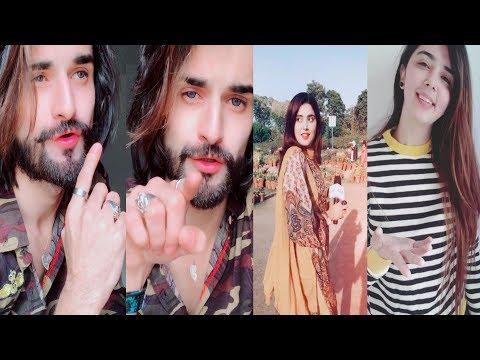 Best Video Inside Punjab College Girls Boys TikTok Musically Video Part 17 | TikTok Pakistan
