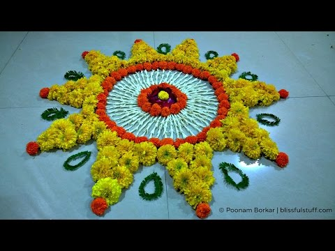 Special Diwali Rangoli Designs